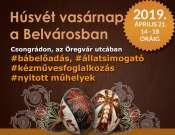 Húsvétvasárnapi programok Csongrádon