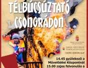 Télbúcsúztató Csongrádon