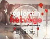 Valentin hétvége a Hagymatikumban