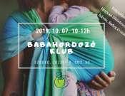 Hurcimanók Babahordozó Klub a BabbaHázban