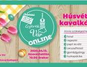 Online Gyerek Vár - Húsvéti kavalkád