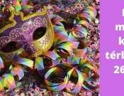 Farsangi mulatság a Szegedi Közösségi Térben