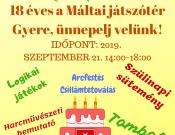 Születésnap a Máltai Játszótéren