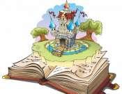 Mesegömbölyítő a Somogyi-könyvtár Gyermekkönyvtárában