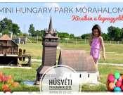Húsvét a Mini Hungary Parkban