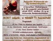 Forraltbor-főzőverseny és Homokháti Szakajtó Mórahalmon
