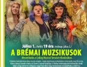 A Brémai muzsikusok Szentesen