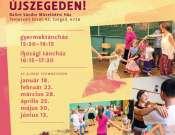 Ingyenes gyermek- és ifjúsági táncház a Bálint Sándor Művelődési Házban