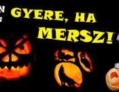 Halloween a Szegedi Vadasparkban