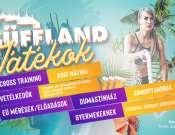 Zsüffland Játékok & Sportnap a Török Sándor Strandfürdőben