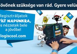 Logiscool: élményalapú programozó iskola Szegeden 7-16 éves diákok számára