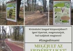 Kirándulni Szeged központjában?! Igen! Gyertek, megmutatjuk, hol tudjátok megtenni!