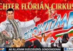 Lenyűgöző előadással jön a Richter Flórián Cirkusz Szegedre és Hódmezővásárhelyre! Kedvezményes jegyeket is rendelhettek!