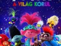 Trollok a világ körül a Cinema City-ben