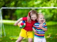 Sportol a család?
