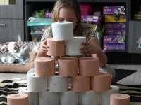 """Otthoni játékok wc papír tekercsekből a """"szobafogság"""" idejére"""