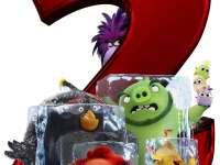 Angry Birds 2 - A film a Cinema City-ben