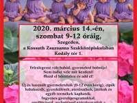 Bababörze Szegeden