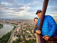 Szeged fölött repít a szél – Ballonozz az ország egyik legszebb városában!
