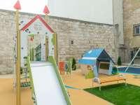 A játék összeköt! – Új befogadó játszótér nyílt a belvárosban