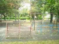 Csongrádi sugárúti játszótér