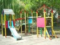 Csörlő utcai játszótér