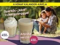 """Gyerkőc""""kávé"""" és Anyuka verzió 10% kedvezménnyel a Cafe Freiben"""