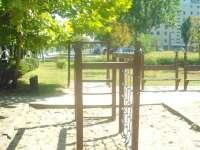 Gyöngyvirág utcai játszótér