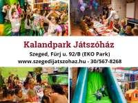 Kalandpark Játszóház