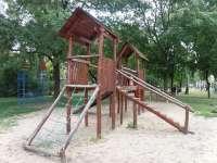 Kálvária téri játszótér