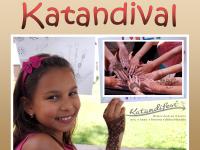 Hennafestő napközis nyári tábor Katandival
