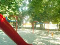 Késmárki utcai játszótér