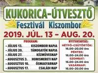 Kukorica Útvesztő Fesztivál Kiszomboron