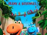 Kókusz Krokó - Irány a dzsungel a Cinema City-ben