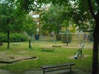 Kukorica utcai játszótér