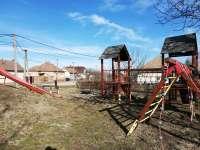 Játszótér felújítás Nagymágocson