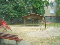 Piroska téri játszótér