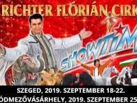 Richter Flórián Cirkusz Szegeden