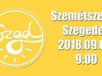 Csatlakozz Te is a Tisztább Szegedért kezdeményezéséhez!