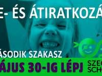 Kedvezményes be- és átiratkozás a Szeged School közösségi óvodába május 30--ig tart