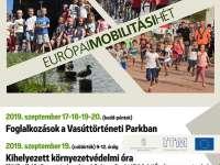 Az Európai Mobilitási Hét programjai Szentesen