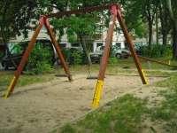 Szilléri sugárúti játszótér