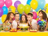 Szülinapi party megjelenése a Szegedimami weboldalon