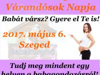 Babakunyhó Várandósok Napja Szegeden